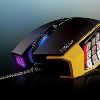 Jual Corsair Scimitar PRO RGB Optical MOBA/MMO Gaming Mouse - Yellow Murah