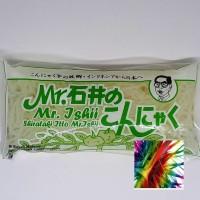 Mie Shirataki Hijau Wet Shirataki Noodle 200g Mr Ishii Ito Konnyaku