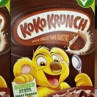 KOKO KRUNCH Nestle 330 gr ( sereal / cereal / crunch rasa coklat )