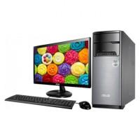 Jual ASUS PC M32CD-K-ID012D + LCD VS197DE 18.5