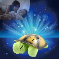 Turtle Night Sky Sleep Lamp | Lampu Tidur Proyektor Kura Bulan Bintang