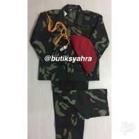 harga Baju Tentara Kopassus Jenderal (size Xl No 4) / Kostum Tentara Anak Tokopedia.com