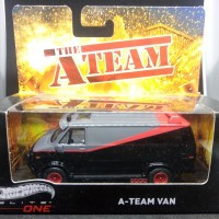 Hot Wheels - Elite One - The A - Team - A Team Van