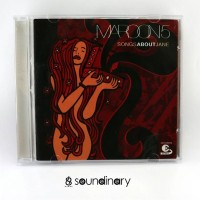 Jual CD Maroon 5 - Songs About Jane (Impor) Murah