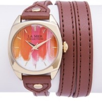 La Mer Collections Pink Palette Watch