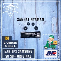 [MURAH] Eartips Earphone Samsung S8 AKG earbud karet earphone ORIGINAL