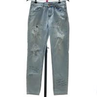 Celana Panjang Perempuan/Celana Panjang Jeans/STRADIVARIUS-Size 34