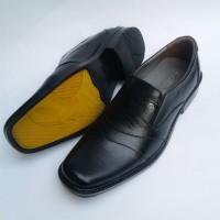 Jual Sepatu Pantofel Pria Kulit Sapi Asli Gak Kulit Uang Kembali 178 Murah