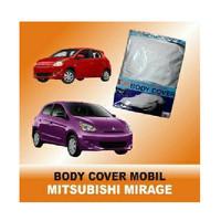 Mitsubishi Mirage 2016 - Body Cover Mobil F New