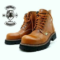 Jual  sepatu boots pichboy original safety tracking adventure proy T0210 Murah