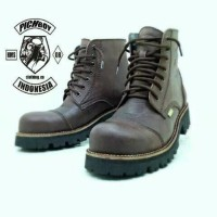 Jual  sepatu boots pichboy underground safety tracking adventure p T0210 Murah