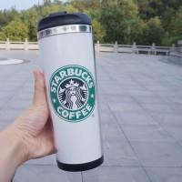 Jual Tumbler Cups Starbucks Coffee 450 ML Mug My Bottle / Botol Minum Murah