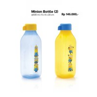 Jual Tupperware eco minion bottle 500 ml Murah