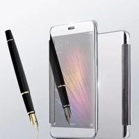 Casing Samsung J5 Pro Samsung j530 J5pro 2017Flip Mirror Hard Case