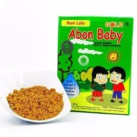 Jual Abon Baby Gold 8+ (RASA LELE) Murah