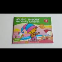 Buku Poco Theory for Young Children Book 2 by YING YING NG