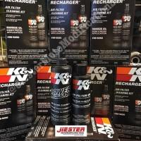 Cairan Pembersih Filter Udara K&N Kn Recharger Cleaner Kit