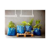 Jual cuci gudang IKEA FRAKTA Kantong Belanja volume 36 L Biru Best Seller Murah