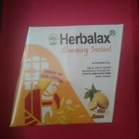 Jual Herbalax Slimming Instant Tea Lemon Murah