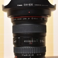 [SECONDHAND] Canon EF 17-40mm f/4L USM - 0532 @Gudang Kamera Malang