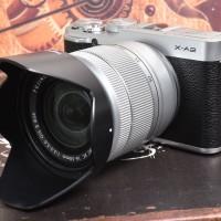 Jual [SECONDHAND] Fujifilm X-A2 Kit 16-50mm OIS II @Gudang Kamera Malang Murah