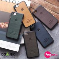 Jual Wood Case / Casing Kayu Premium For Iphone 7 Murah