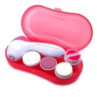 Jual Cnaier 4 In 1 Face Cleanser Skiner - Pink  Murah