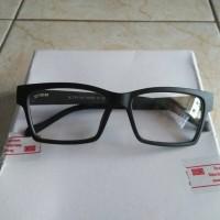 kacamata korea kacamata fashion gaya kutu buku persegi hitam trendy hi