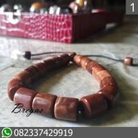 Jual Px1Brown Gelang Kayu Kokka/Kauka Asli Kalimantan