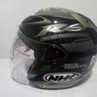 Helm NHK R6 Rally Black Grey
