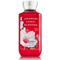 BATH & BODY WORKS BBW JAPANESE CHERRY BLOSSOM Shower Gel 295 ml