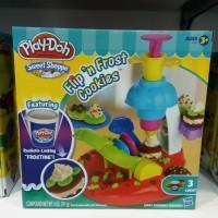 Jual Play-Doh Flip 'n Frost Cookies - Original Hasbro Murah