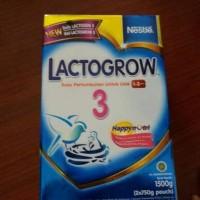 Jual lactogen 3 lactogrow 3 1500gr subsidi ongkir Murah