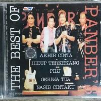 CD Original THE BEST OF PANBERS .