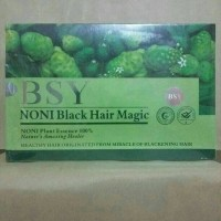Jual Bsy noni black hair magic Murah