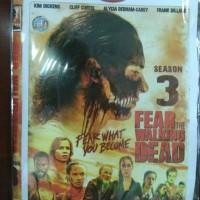 Jual fear walking dead season3 Murah