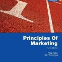 Principles of Marketing 14th edition by kotler