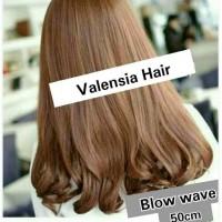 Hairclip wavy blow 50cm murah