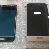 LCD 1SET SAMSUNG J120 J120F J1 2016 ORIGINAL GOLD