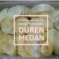 Jual Durian Kupas Beku Duren Medan Murah