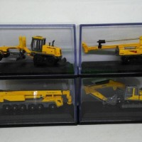 harga Miniatur Alat Berat Excavator - Motor Grader - Crane - Drilling Xcmg Tokopedia.com