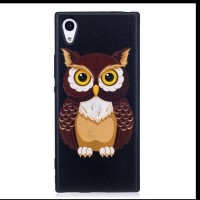 Jual Sony xperia xa1 owl silicone soft case Murah