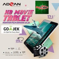 ADVAN T2J TAB WIFI UTK MOVIE N GAME ONLINE