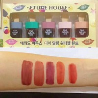 Jual etude house ice cream lip tint / lip stick / lip gloss / lip tint Murah