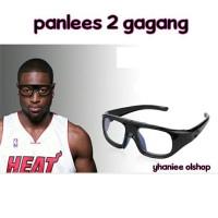 kacamata futsal, basket minus panlees original 2 gagang