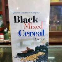 Jual Black Mixed Cereal Powder Murah