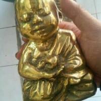 harga Patung Antik Kuningan Semedi Mencapai Moksa Tokopedia.com