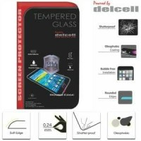 Jual Tempered Glass Delcell Samsung Galaxy Grand i9080 i9082 Screen Guard Murah