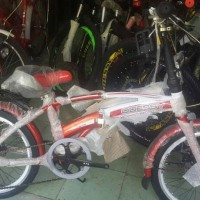 promo!! sepeda lipat 20 pipaa 2 model baru