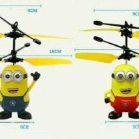 Jual Flying heli/minion terbang/mainan terbang/doraemon terbang Murah